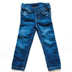Toddler Girl Skinny Jeans